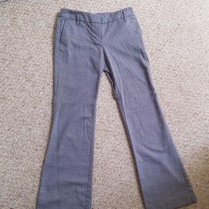 Grey LOFT pants